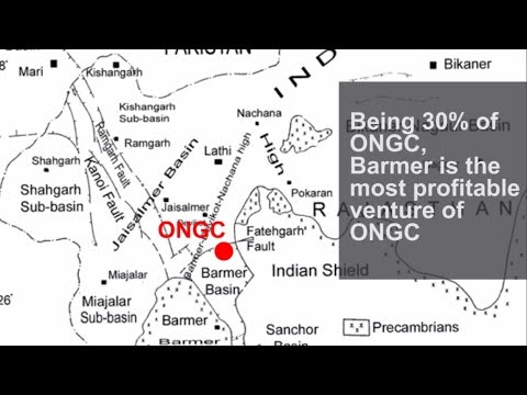 ONGC makes double money on barrel sold from Barmer than Mumbai High