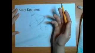 Сложный натюрморт. Видеоурок Анны Кошкиной.