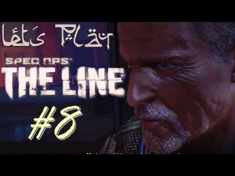 Let's Play Spec Ops: The Line—Part 8 (Company Man)