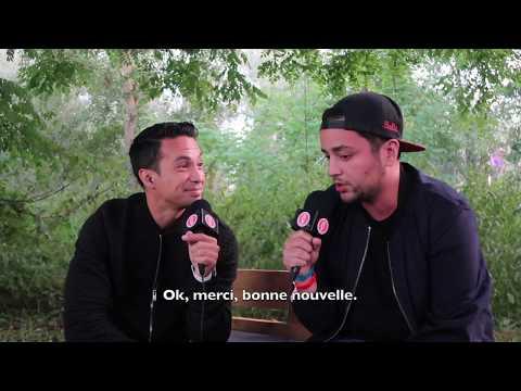 Laidback Luke Interview by Guettapen at Elektric Park Festival 2017