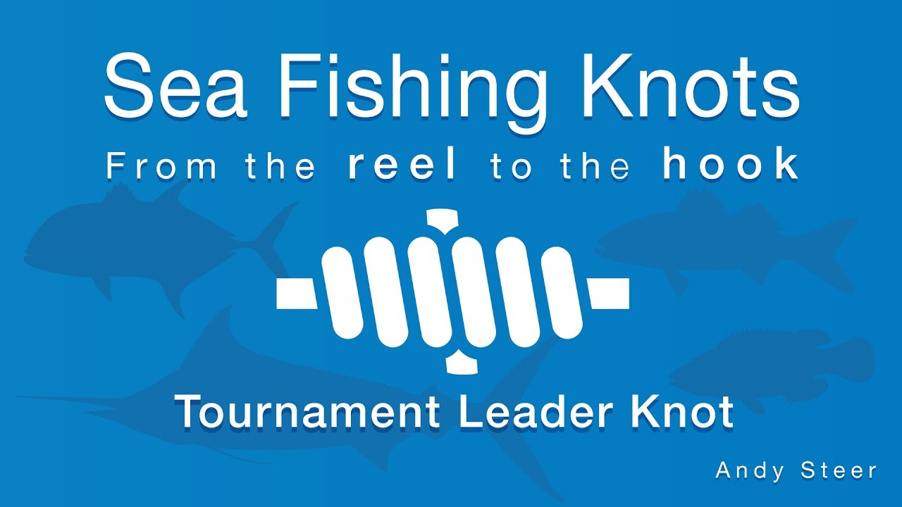 Tournament Leader Knot - YouTube