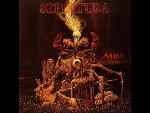Sepultura - Arise 1991 (Legendado) FULL ALBUM LYRICS