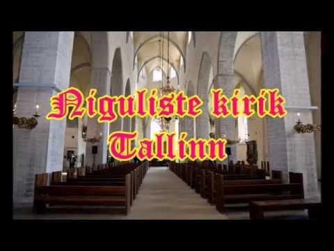 Niguliste kirik Tallinn