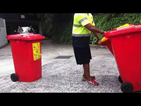 Types of Garbage Truck Australia Part 1