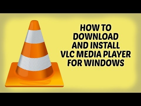 How To Download And Install VLC Media Player For Windows 10 in Hindi | Tech Videos In Hindi