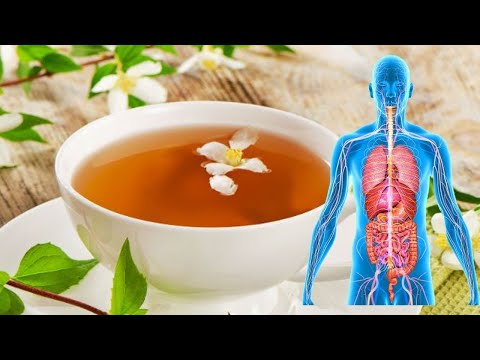 10 Things Happen to You Body When You Drink Jasmine Tea Every Day