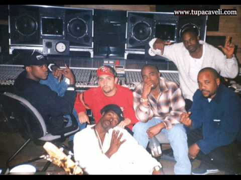 2pac & Outlawz-U Can Be Touched (OG Instrumental )HQ