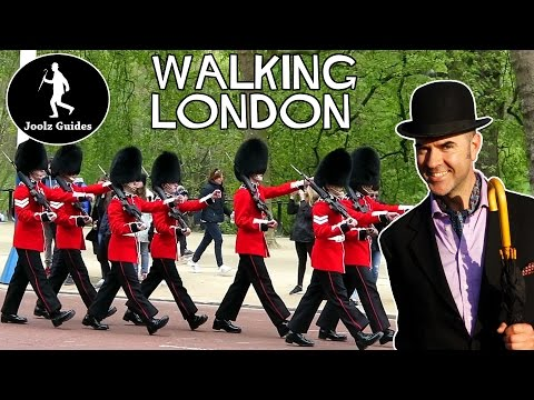 Quirky London Walks 1: St James Palace to Trafalgar Square - Joolz Guides