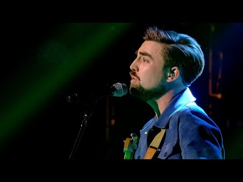 Howard Rose performs 'Read My Mind' - The Live Quarter Finals: The Voice UK 2015 - BBC One