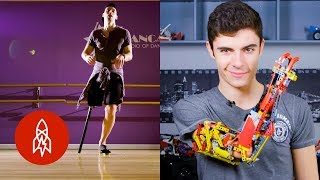 Five Stories About How Prosthetics Change Lives
