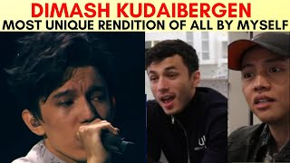 Baixar DIMASH Kudaibergen | ALL BY MYSELF | REACTION VIDEO BY REACTIONS UNLIMITED