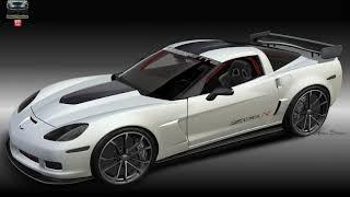 Chevrolet Corvette Z06X Concept 2010 Videos