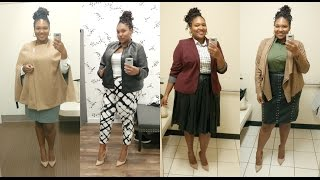 Plus Size Dressing Room| Plus Size Workwear