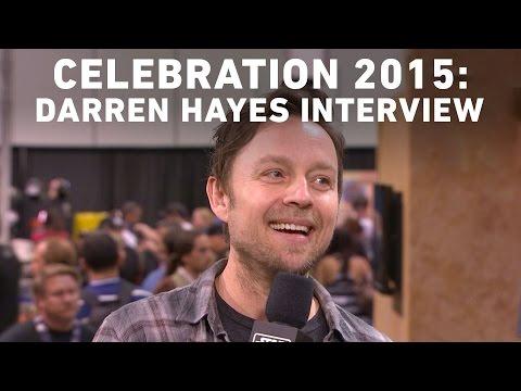 Darren Hayes Interview with StarWars.com | Star Wars Celebration Anaheim