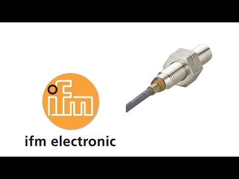 Индуктивный датчик IFM Electronic IES202 / IFM Electronic / Элта ЛТД