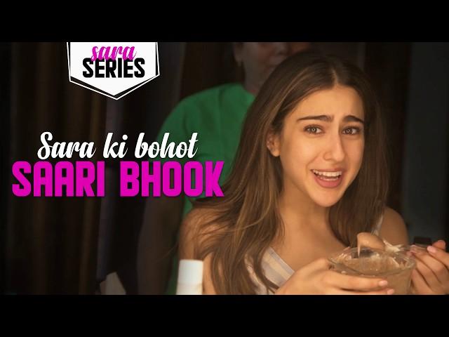 Sara Series: Sara ki bohot saari Bhook: