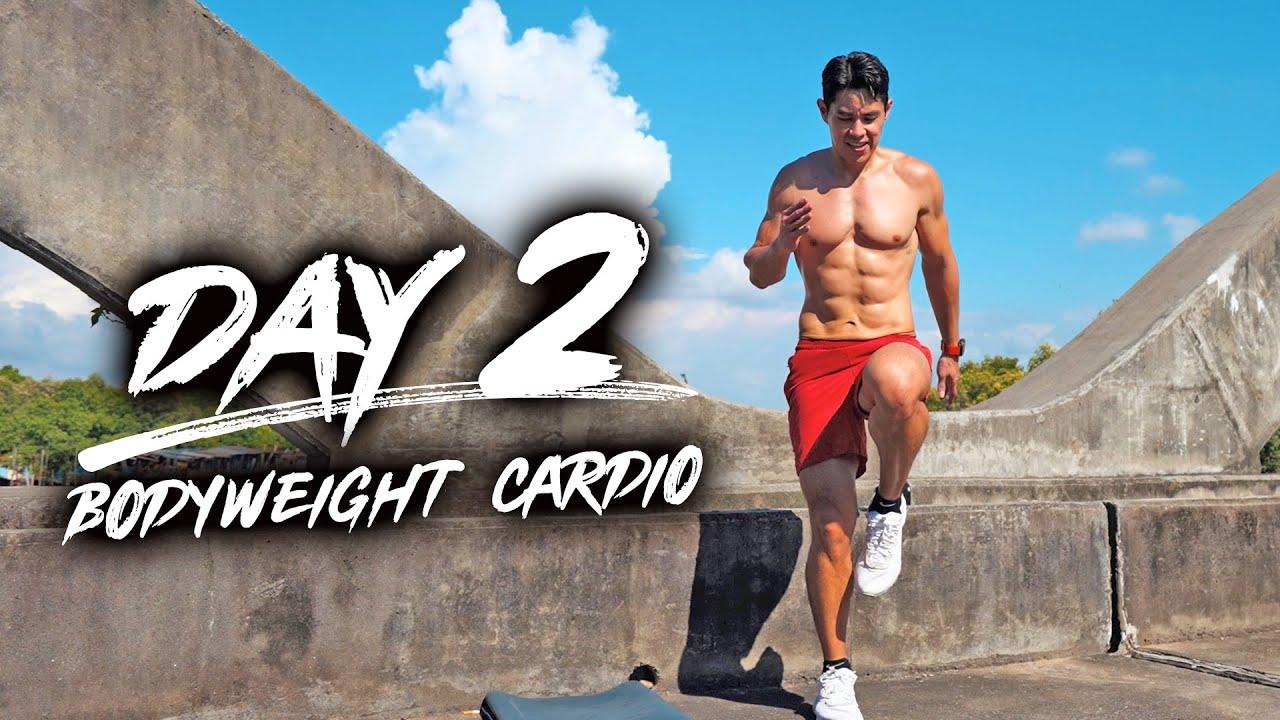 Download Day 2 - Bodyweight Cardio