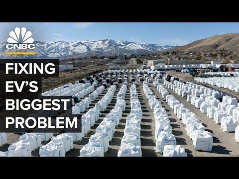 How Tesla's Battery Mastermind Is Tackling EV's Biggest Problem