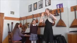 Клеменс Екатерина Александровна. Формирование вокально технических навыков у начинающего вокалиста