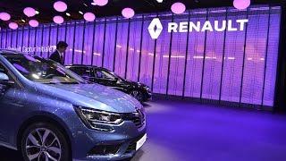 Женевский автосалон 2017 обзор премьер на стенде Renault
