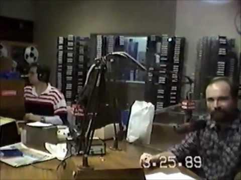 WHIO Studios Tour 3-25-1989