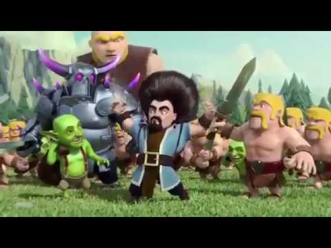 Download COC clash of clans Video Lucu Wizard