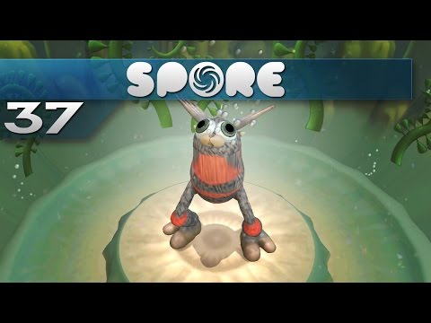 Spore || 37 || They grow up so fast