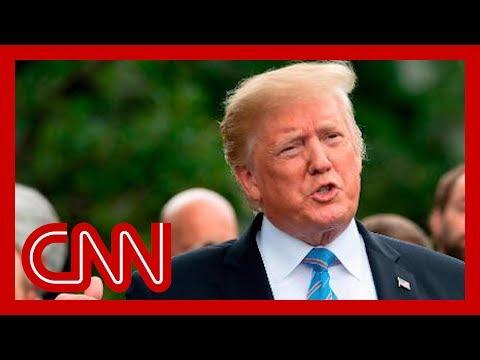 Trump asserts executive