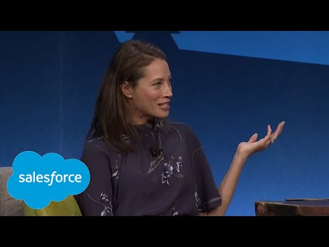 A Fireside Chat with Christy Turlington Burns
