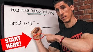 How Much Muscle Can You Build? (CALCULATE THIS!)