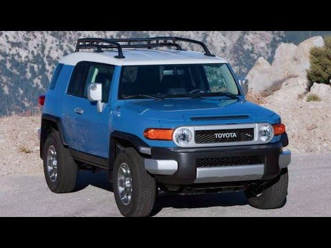 2019 Toyota FJ Cruiser - New Toyota FJ Cruiser 2019 - YouTube