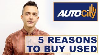 5 Reasons to Buy a USED car instead of NEW