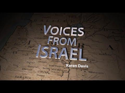 Sneak Peak! - Voices From Israel - Karen Davis