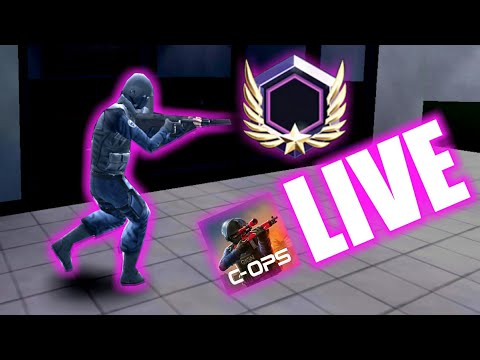 Critical Ops Ranked/Playing with fans | new video later today