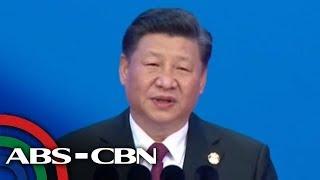 phs ex top diplomat graft buster haul chinas xi to intl court anc