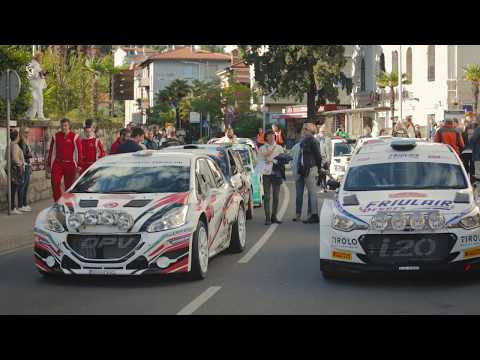 Rally Opatija 2017. (Official Video)