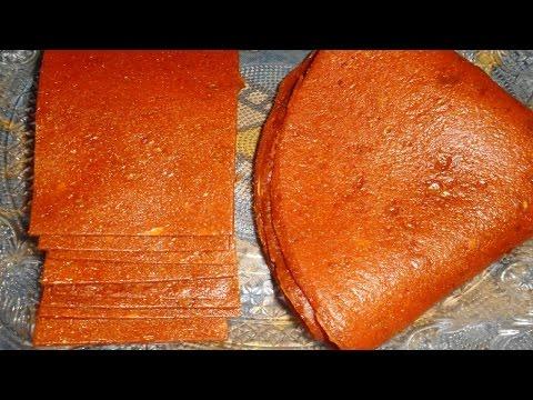 Homemade Aamba Poli / Aam Papad