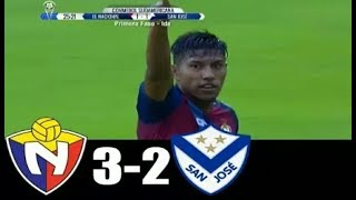CD El Nacional vs San Jose full match