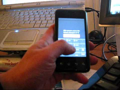 Bell Mobility LG Optimus Chic E720b Successful Unlock with GSMLiberty.net