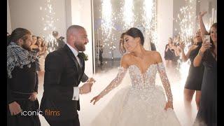 INCREDIBLE Lebanese Wedding Entry!!