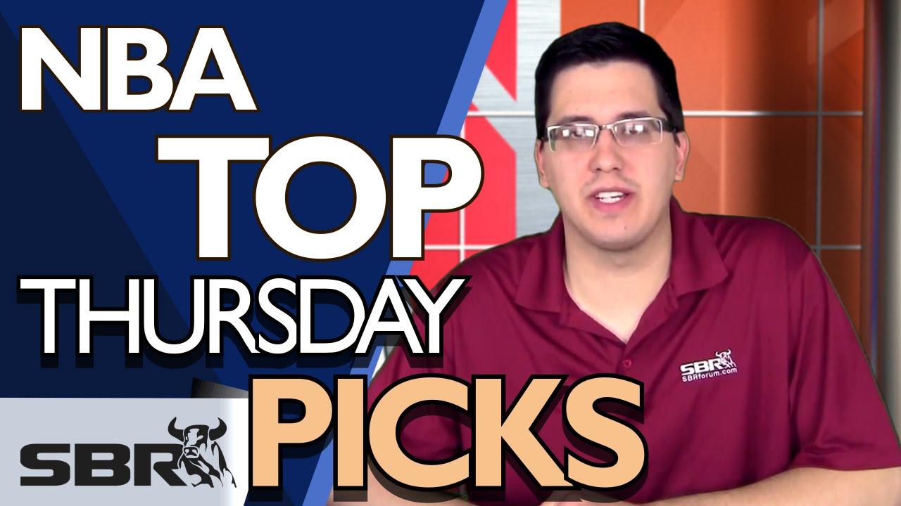 Top Free NBA Picks for Thursday April 30th