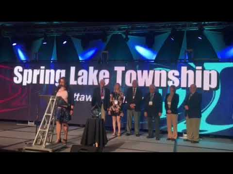 Township of Excellence presentation 2018
