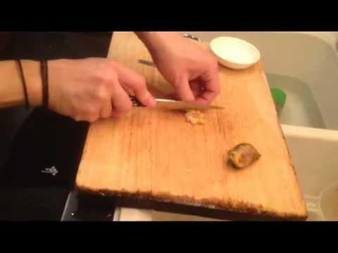 Sashimi Sea Whelk Exotix-style