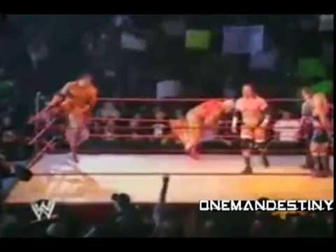 WWE Evolution Entrance