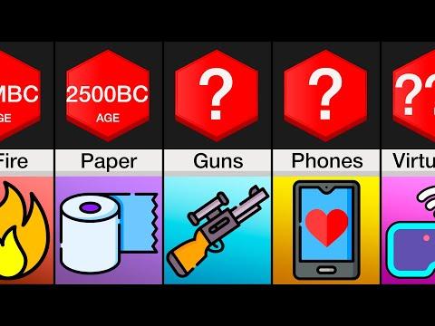 Comparison: Evolution of Technology