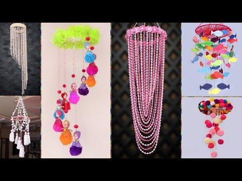 7 DIY Wall Hanging Room Decor Ideas !!! Handmade Craft