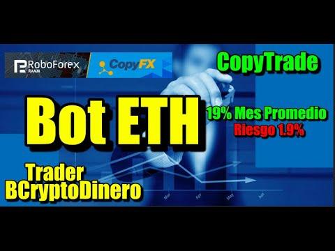 Ethereum bot for trading