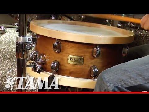 TAMA S.L.P. Studio Maple Snare Drum