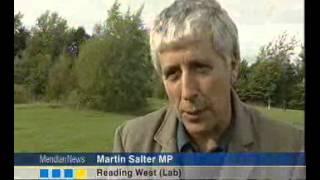 ITV Meridian News 8 October 2004