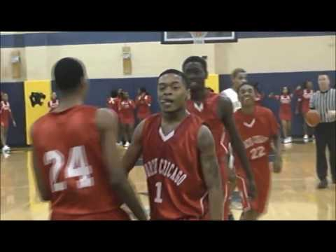 Aaron Simpson Drops 31pts In 12 MINUTES; Catches Alley-Oop Off The Backboard!!